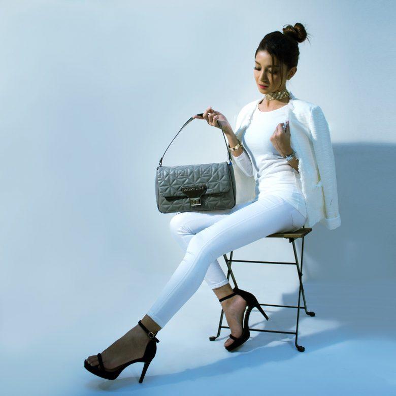 Handbags Fashion Editorial Woman Stylish Lady